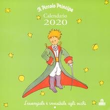 Rallydeicolliscaligeri.it Il Piccolo Principe. Calendario da parete 2020 Image