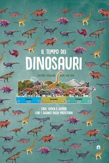 Il tempo dei dinosauri. Crea, gioca e scopri con i giganti della preistoria. Ediz. a colori.pdf