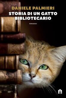 Recuperandoiltempo.it Storia di un gatto bibliotecario Image