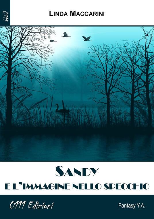 Sandy e l'immagine nello specchio - Linda Maccarini - copertina