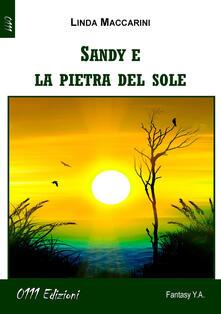 Vitalitart.it Sandy e la pietra del sole Image