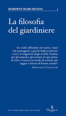 Antondemarirreguera.es Filosofia del giardiniere. Riflessioni sulla cura Image