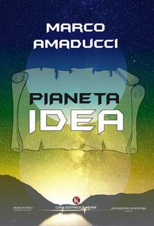 Pianeta Idea - Marco Amaducci - copertina