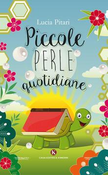 Letterarioprimopiano.it Piccole perle quotidiane Image