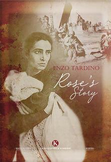 Rose's story - Enzo Tardino - copertina