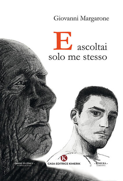 E ascoltai solo me stesso - Giovanni Margarone - copertina