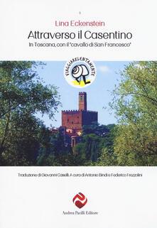 Charun.it Attraverso il Casentino. In Toscana con il «cavallo di San Francesco» Image
