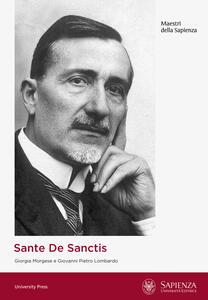 Sante De Sanctis. Le origini della neuropsichiatria infantile nell'Università di Roma: la dementia praecocissima