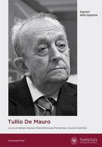 Tullio De Mauro - Stefano Gensini,Maria Emanuela Piemontese,Giovanni Solimine - ebook