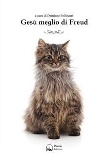 Gesù meglio di Freud - copertina