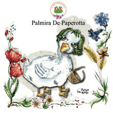 Palmira De Paperotta. Ediz. illustrata - Serena Martella - copertina