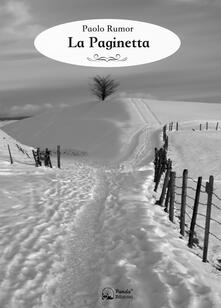 La paginetta - Paolo Rumor - ebook