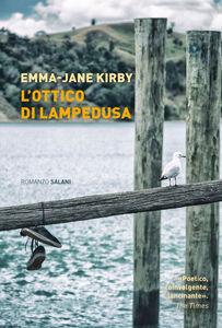 Libro L' ottico di Lampedusa Kirby Emma-Jane