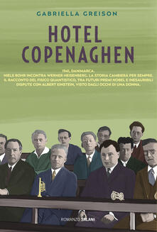 Hotel Copenaghen - Gabriella Greison - copertina
