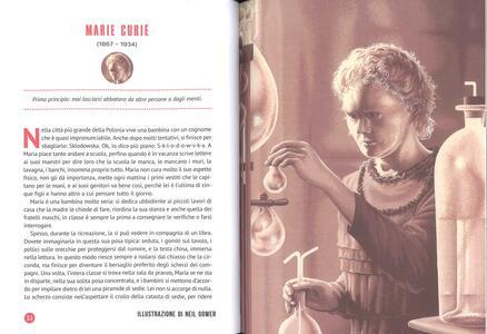 Storie e vite di superdonne che hanno fatto la scienza. Ediz. a colori - Gabriella Greison - 2
