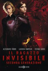 Il Il ragazzo invisibile. Seconda generazione copertina
