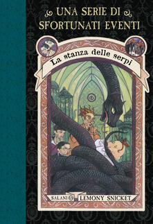 Ristorantezintonio.it La stanza delle serpi. Una serie di sfortunati eventi. Vol. 2 Image