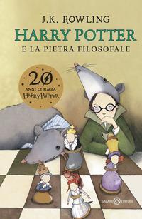 Harry Potter e la pietra filosofale. Vol. 1 - Rowling J. K. - wuz.it