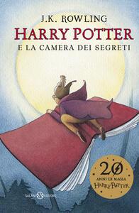 Harry Potter e la camera dei segreti. Vol. 2 - J. K. Rowling - copertina