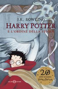 Harry Potter e l'Ordine della Fenice. Vol. 5 - Rowling J. K. - wuz.it