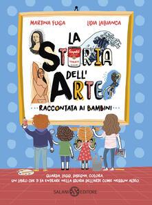 Festivalpatudocanario.es La storia dell'arte raccontata ai bambini Image