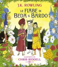 Libro Le fiabe di Beda il Bardo. Ediz. a colori J. K. Rowling