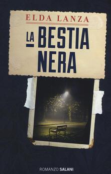La bestia nera - Elda Lanza - copertina
