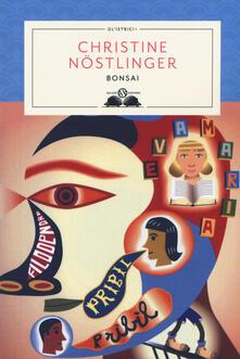 Bonsai - Christine Nöstlinger - copertina