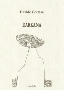 Darkana - Davide Cortese - copertina