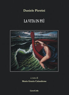 La vita in più - Daniele Pietrini - copertina