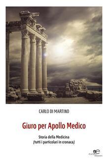 Radiospeed.it Giuro per Apollo medico. Storia della medicina (tutti i particolari in cronaca) Image