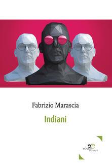 Indiani - Fabrizio Marascia - copertina
