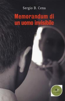 Fondazionesergioperlamusica.it Memorandum di un uomo invisibile Image