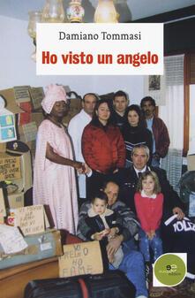 Ho visto un angelo - Damiano Tommasi - copertina