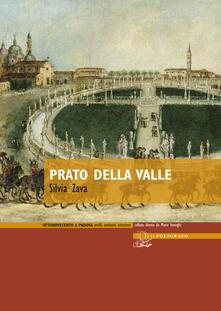 Prato della Valle - Silvia Zava - copertina
