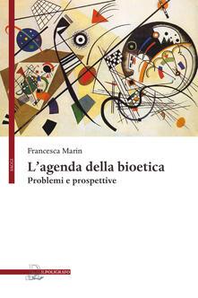 Filippodegasperi.it L' agenda della bioetica. Problemi e prospettive Image