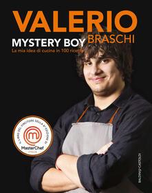 Fondazionesergioperlamusica.it Mystery Boy. La mia idea di cucina in 100 ricette Image