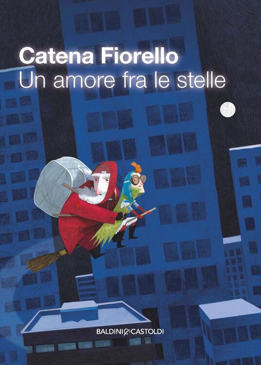 Un amore fra le stelle   - Catena Fiorello - copertina