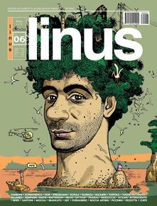 Premioquesti.it Rivista Linus. Giugno 2018 Image