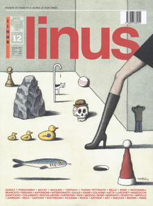 Mercatinidinataletorino.it Rivista Linus. Dicembre 2018 Image