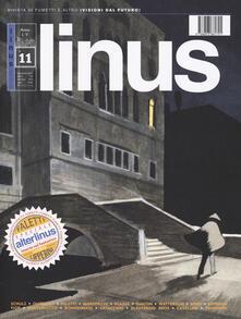 Equilibrifestival.it Linus (2019). Vol. 11 Image
