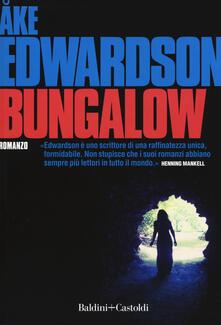 Bungalow - Åke Edwardson - copertina