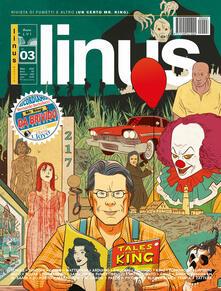 Filmarelalterita.it Linus (2020). Vol. 3 Image