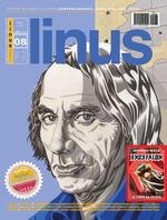 Linus (2021). Con carte Encefalon di Antonio Rezza. Vol. 8