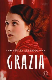 Grazia - Giulia Alberico - copertina