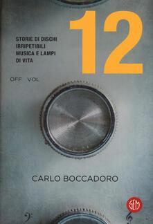 Antondemarirreguera.es 12. Storie di dischi irripetibili, musica e lampi di vita Image