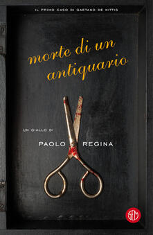 Morte di un antiquario - Paolo Regina - ebook