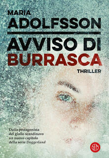 Avviso di burrasca - Maria Adolfsson - copertina