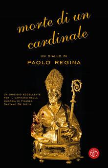 Morte di un cardinale - Paolo Regina - copertina