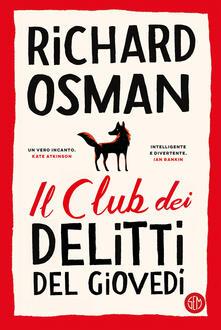 Il club dei delitti del giovedì - Richard Osman - copertina
